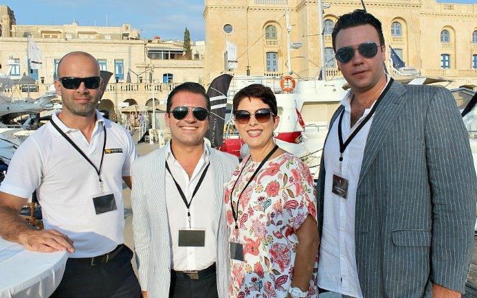 Azure Ultra press event at Birgu Marina Malta