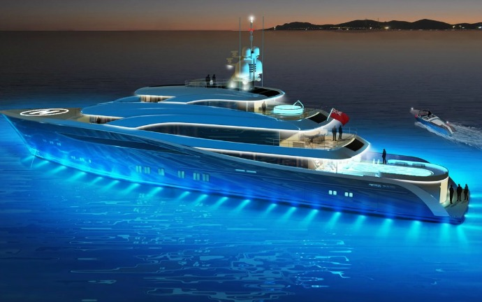 2017 Welcomes the Superyacht Design Symposium