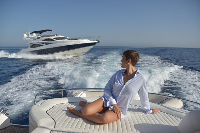 Azure Ultra luxury fractional yacht ownership