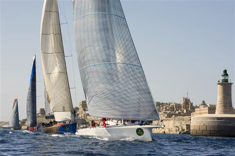 Rolex Middle Sea Race 2015 to Take Place in Malta this October
