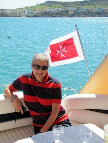 Sunseeker yacht luxury charter in Malta