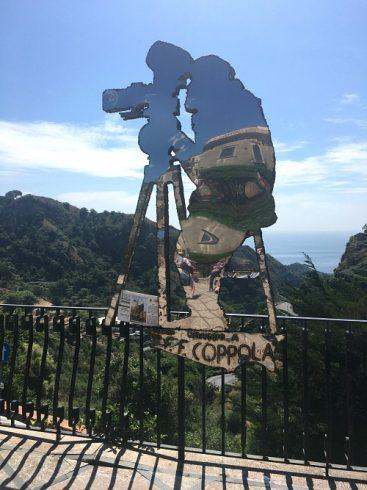 Coppola monument in Savoca