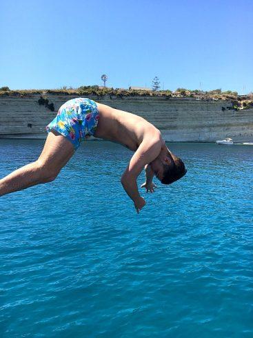 Mediterranean yacht charter fun