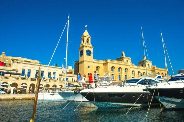 Vittoriosa Marina Malta