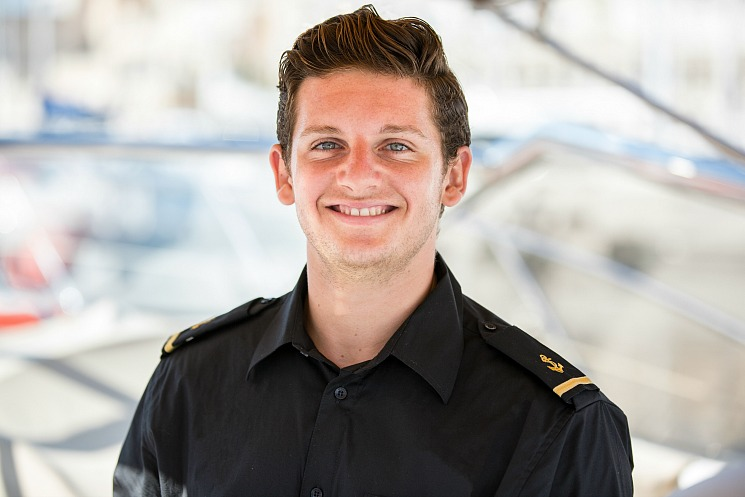 New Yacht Crew Member Joins Azure Ultra