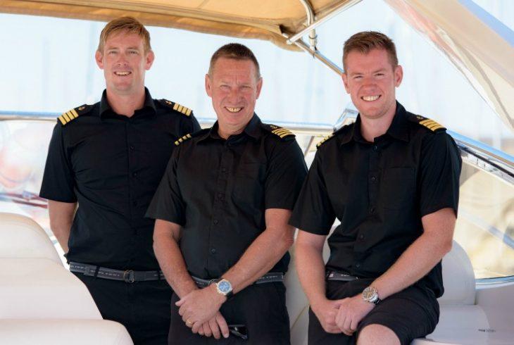 Malta yacht charter crew captains