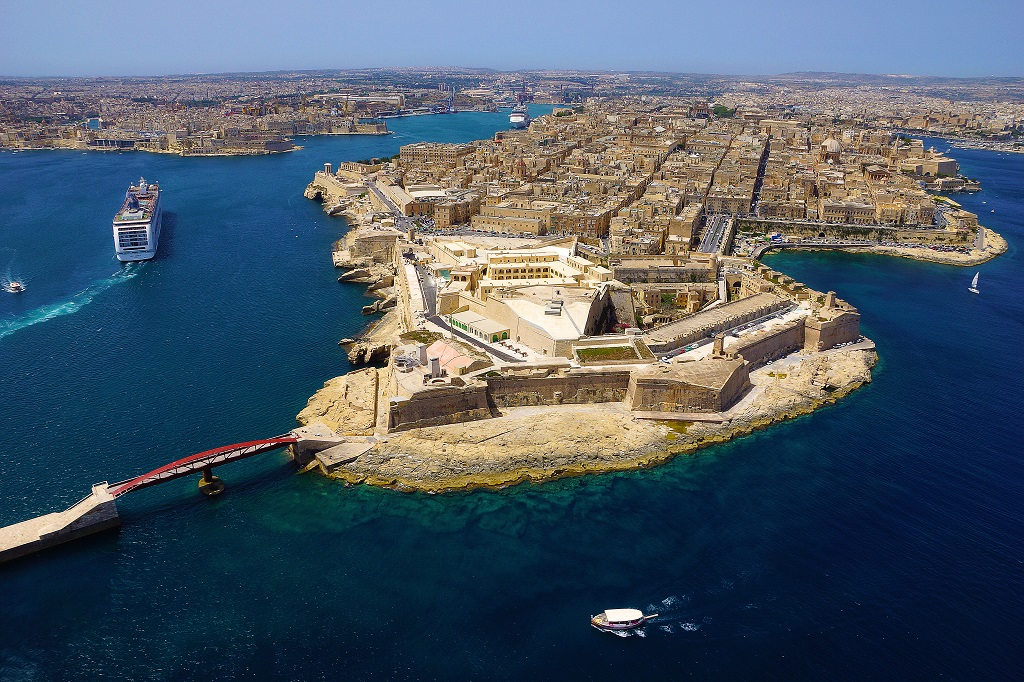 Why Valletta 2018 Is Best Seen From The Sea