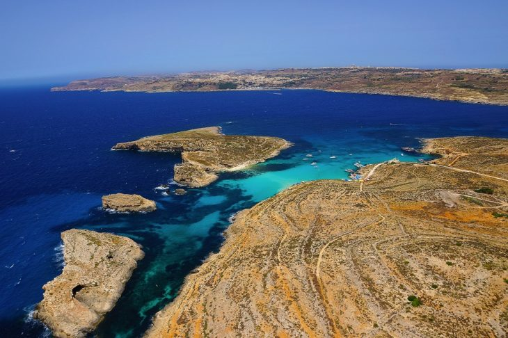Comino, Cominotto and Gozo | Why Malta is the no. 1 country for boat charter