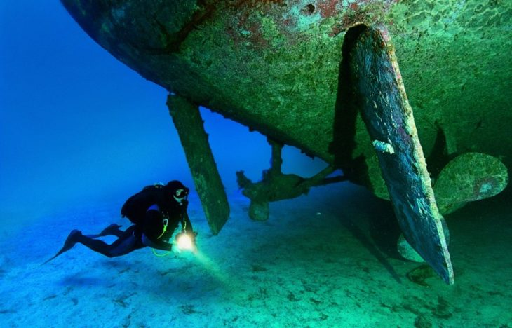 Wreck Diving in Malta | Why Malta is the no. 1 country for boat charter