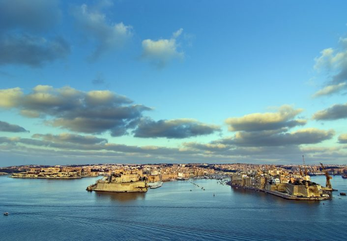 The Grand Harbour | Why Malta is the no. 1 country for boat charter