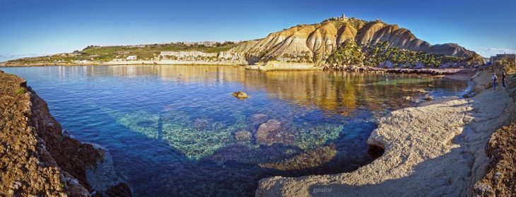 Xatt L-Ahmar clear waters   Why Malta is the no. 1 country for boat charter