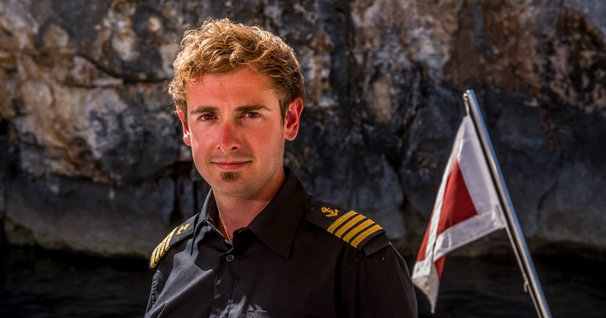 From Deckhand To Captain: Meet Luc Young, 24