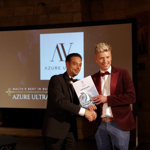 Azure Ultra Lauded By The Malta International Boats & Yachting Awards®