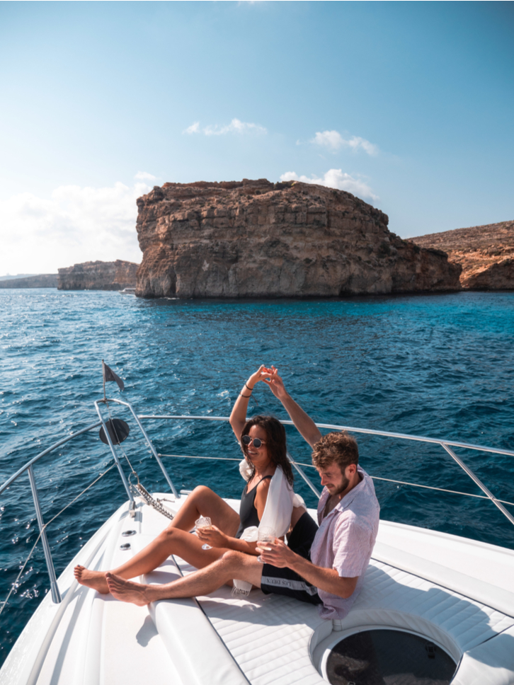 Sailing Malta With A Travel Influencer
